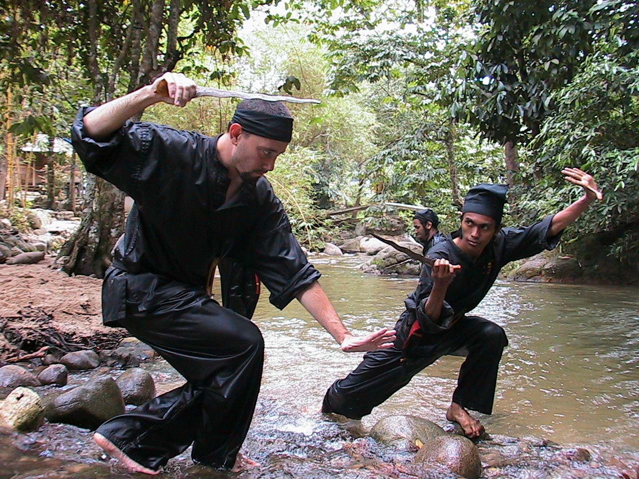 martial arts influence in indonesia essay The filipino martial tradition, its history, cultural perspective and technique, makes for a rich and fascinating story this is the first book to delve deeply into that legacy, examining the different schools of arnis and contributions made by leading arnisadores through history.