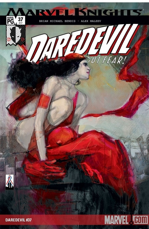 Daredevil by Alex Maleev